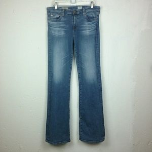 AG Adriano Goldschmied Angel Bootcut Jeans 32